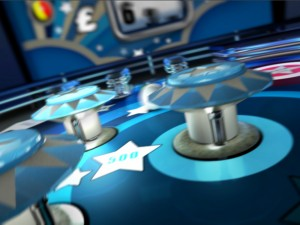 National Lottery • Pinball