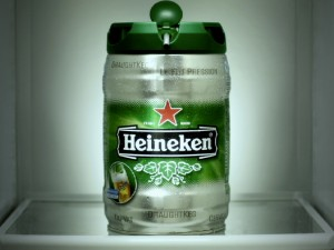 Heineken • Draught Keg